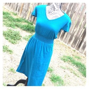 Beautiful North Style Peasant Style Dress Size L